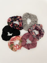 Load image into Gallery viewer, Scrunchies by Loon and Bloom