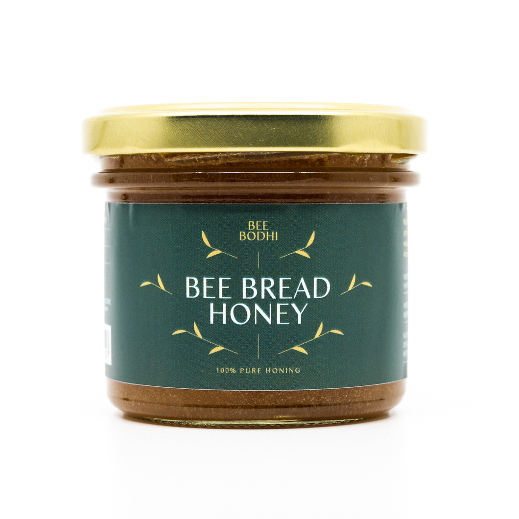 Bee Bread Honey - Bee Bodhi
