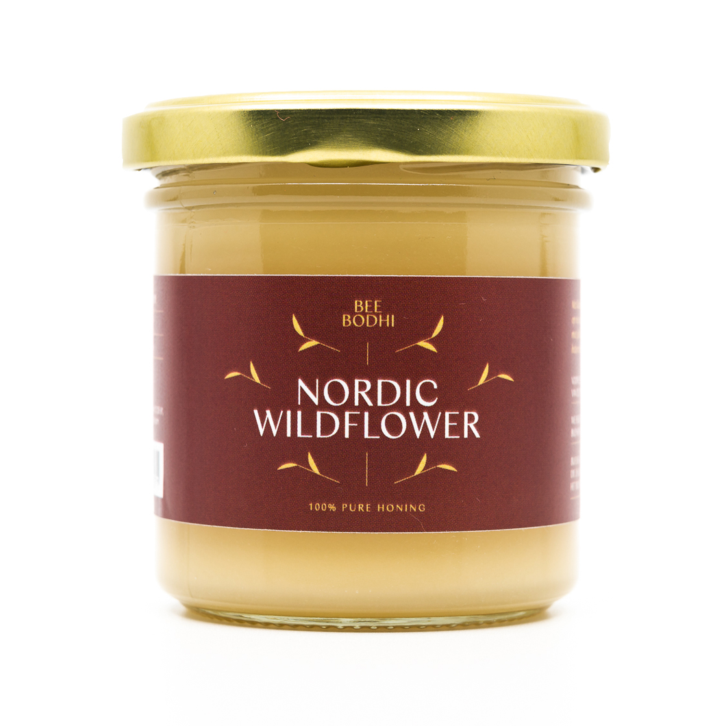 Nordic Wildflower Honey - Bee Bodhi