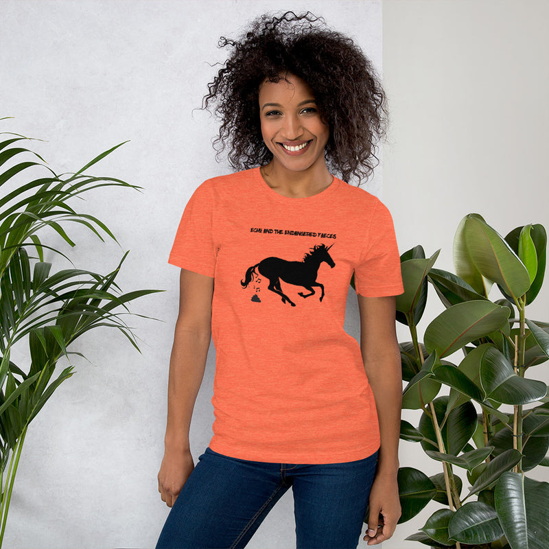 Echo and The Endangered Faeces T-Shirt