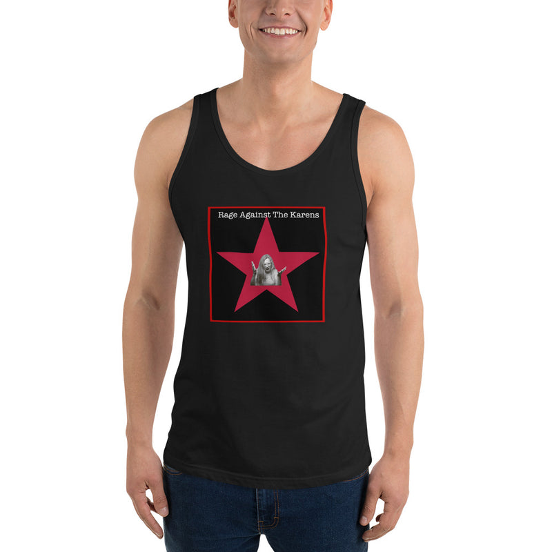Rage Against The Karens Tank Top