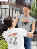 The Vowel Movements T-Shirt (with tour dates)