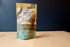 Cornish Seaweed Company Organic Sea Salad