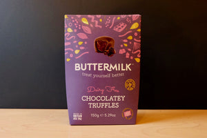 Buttermilk Dairy Free Chocolatey Truffles