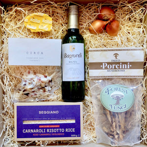 The Risotto Box