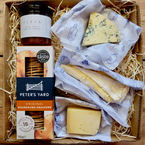The Cheese Board Box