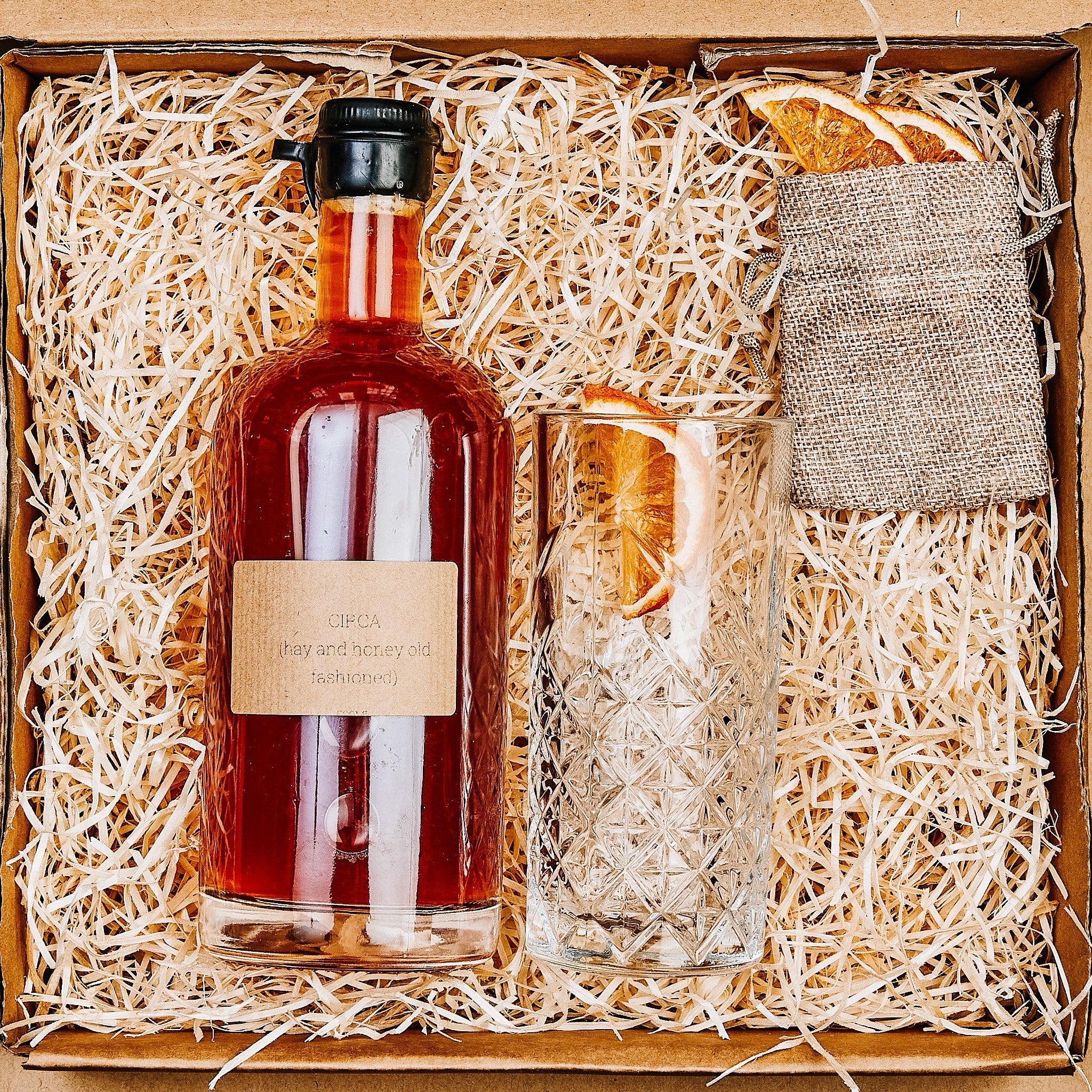 Batched Cocktail Gift Box