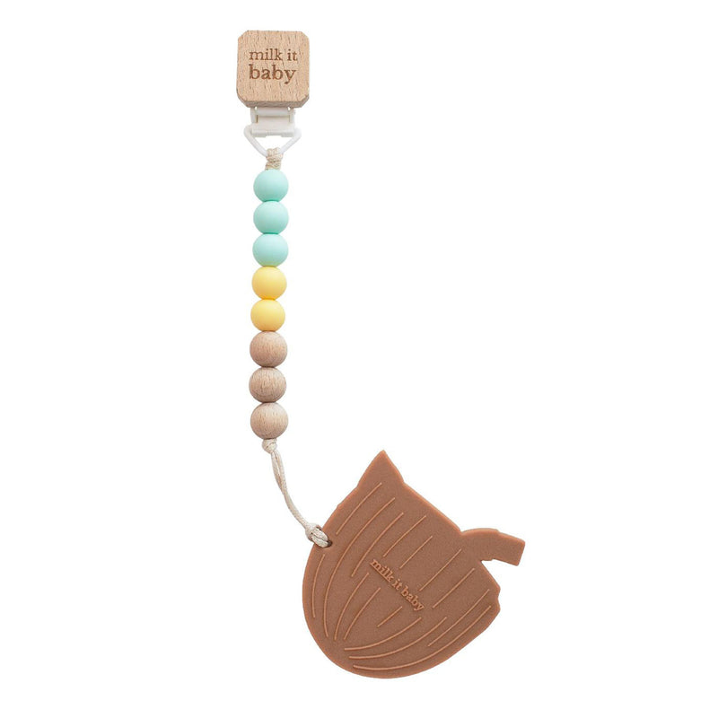 'Let's Go Coco-Nuts' Teether Set