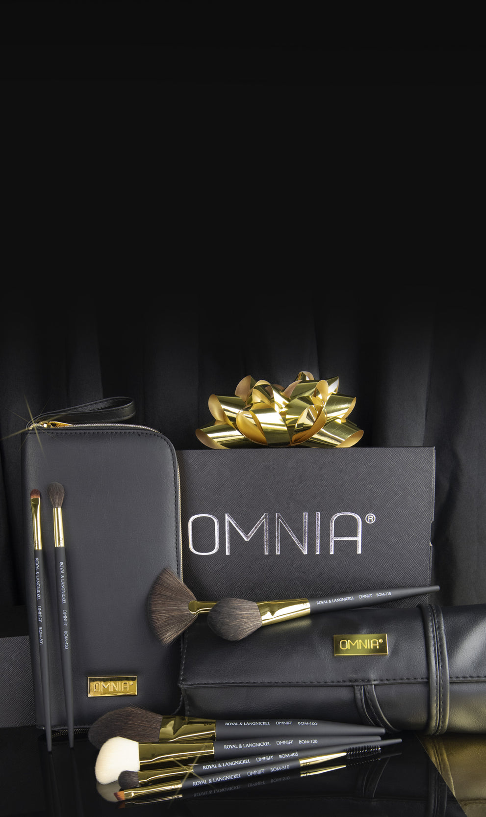 OMNIA® Gold Makeup Kits