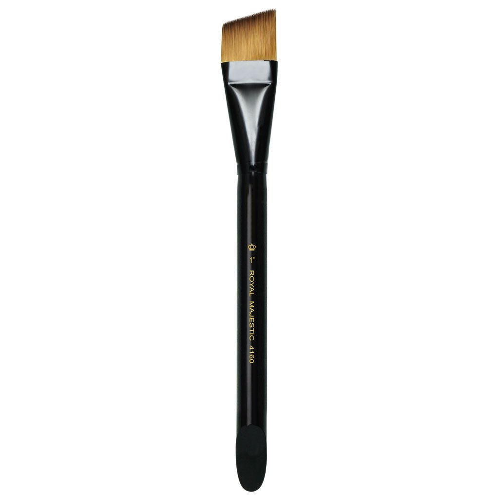 "Majestic™ Angular 1"" Body Art/FX Brush"