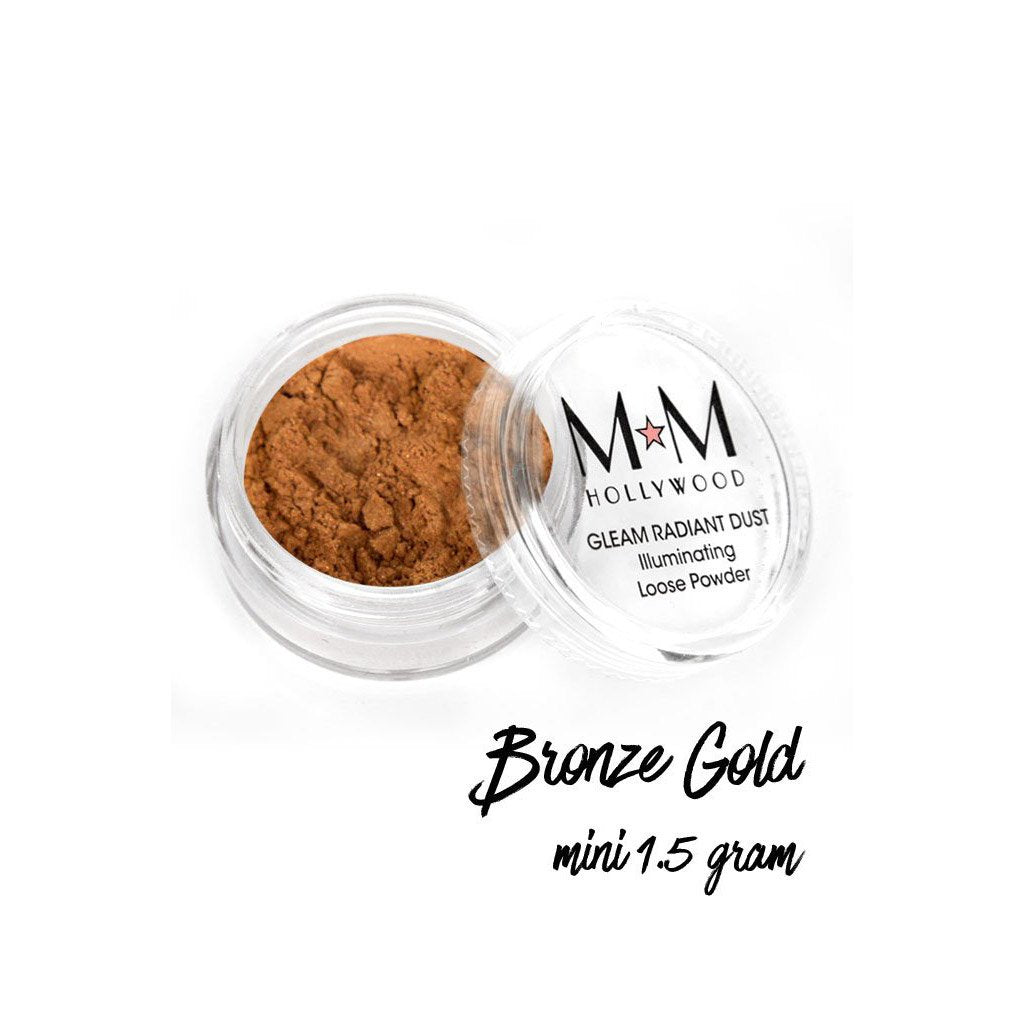 Melanie Mills Hollywood® Film Festival GLOW Collection - Gleam Radiant Dust Shimmering Loose Powder