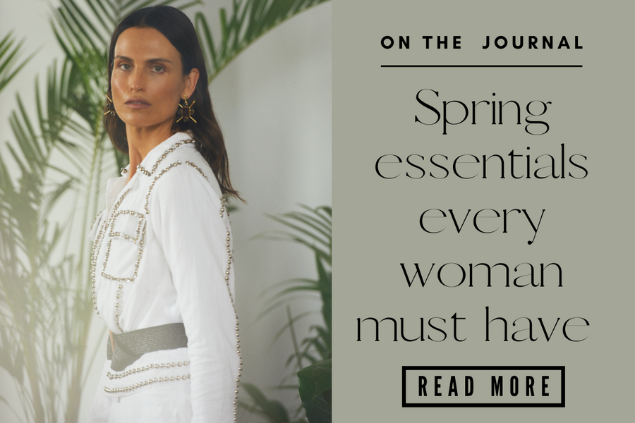Spring Essentials Every Woman Must Have