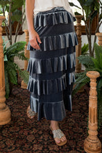 Load image into Gallery viewer, Constantine Skirt Navy
