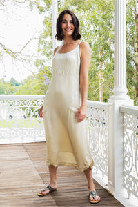 Olivia Dress Moonbeam