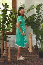 Load image into Gallery viewer, Georgia Dress Green