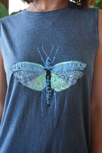 Load image into Gallery viewer, Dragonfly Maxi Indigo