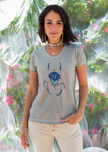 Jitter Bug T-Shirt Natural