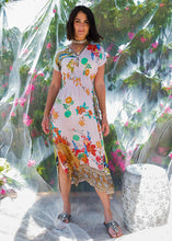 Load image into Gallery viewer, Shambala Shirred Dress