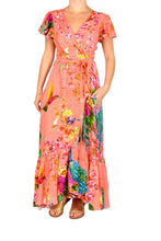 Load image into Gallery viewer, Hummingbird Maxi Coral