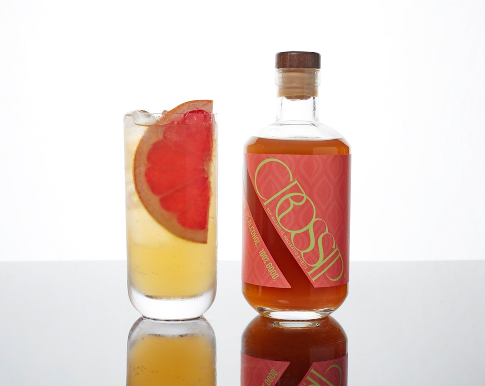 The Fresh High - Non Alcoholic Cocktail Idea