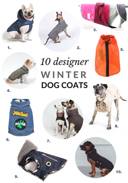 Styletails winter dog coats Pethaus