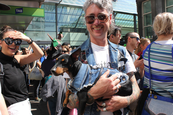 Melbourne Hophaus Wiener Race - Denim Dog