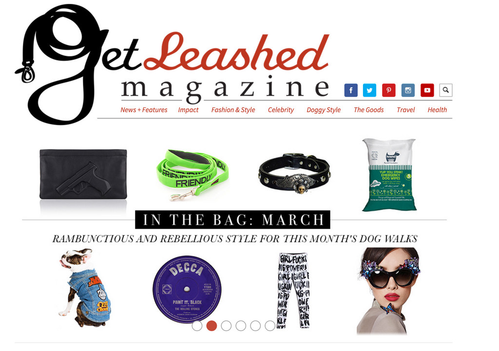Get Leashed Magazine Pethaus