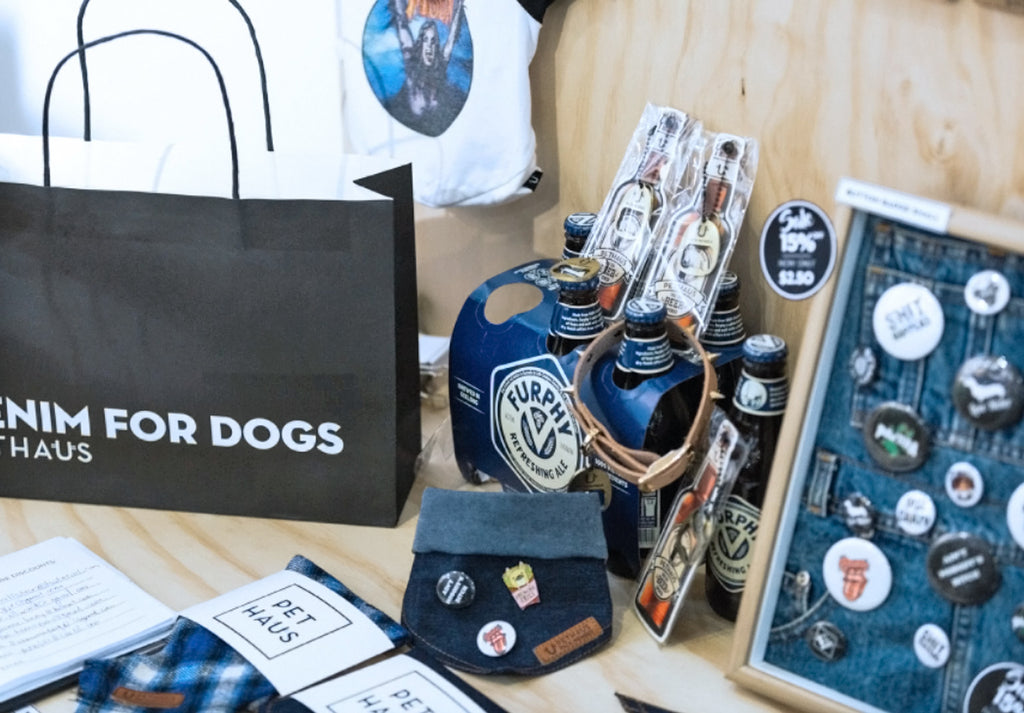 The Dog Lovers Show Melbourne 2017 Pethaus dog denim.