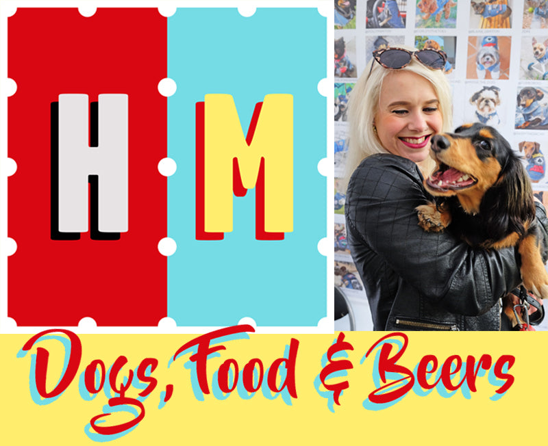 Hank Marvin Dog friendly market Melbourne