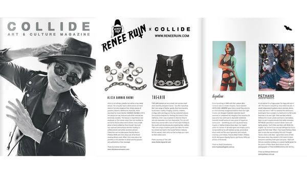Collide Art and Culture Magazine