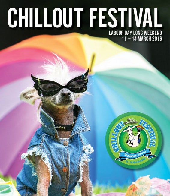 ChillOut Festival 2016 Dog show