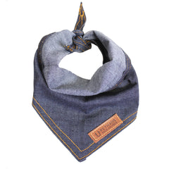 Denim Dog Bandana by Pethaus