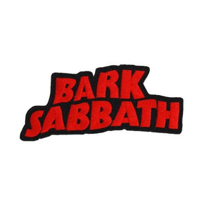Dog Clothing - Bark Sabbath