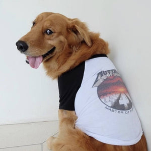 Metal Dog, Heavy Metal Dog, Muttallica, Dog Tee, Pethaus