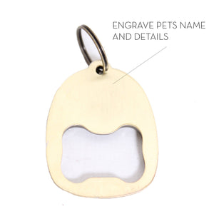Dog Tag - Dog Tag Beer Opener