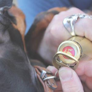 Dog Tag - Dog Tag Beer Opener by Pethaus