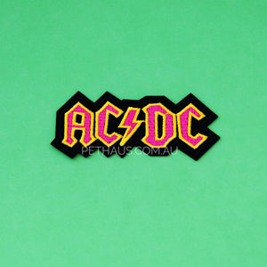 ACDC Patch, Band patch, Rock patch