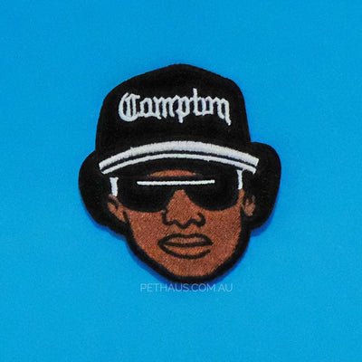 Eazy-E patch, N.W.A patch, Compton patch, Easy E patch, Pethaus
