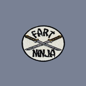 Fart ninja patch, funny patch, dog patch, fart patch, pethaus, service dog patch