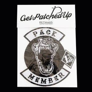 Pack Member back patch by Pethaus