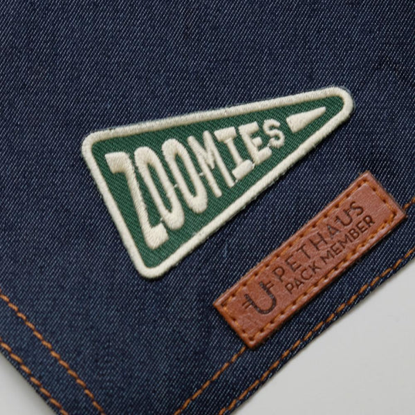 Scouts honour patch, zoomies patch, dog patch, merit badge, patch for dog, pethaus