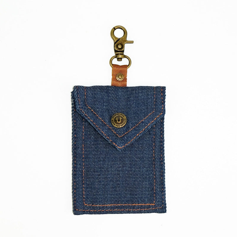 Denim Daze  Poop Bag Pocket