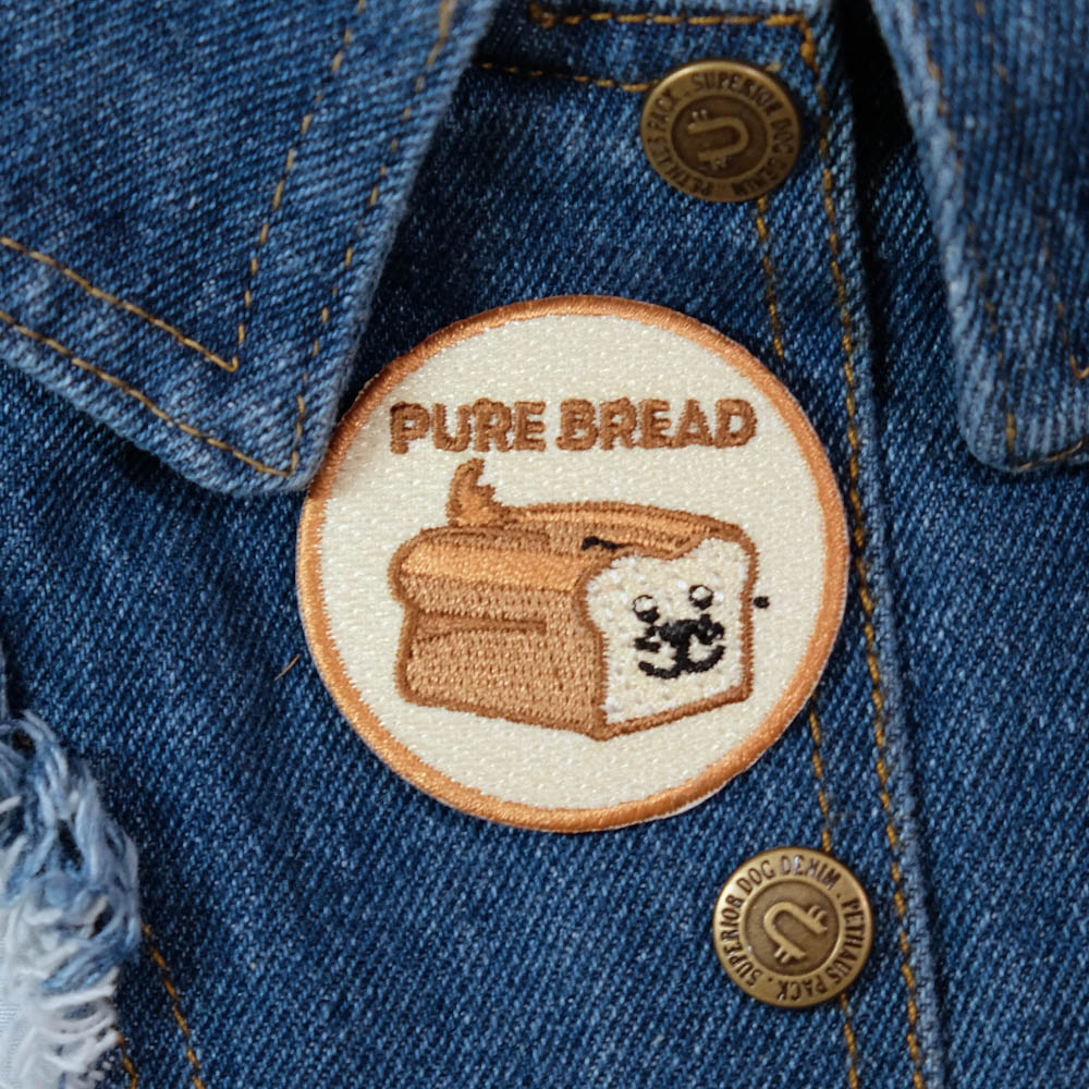 Pure Bread dog patch