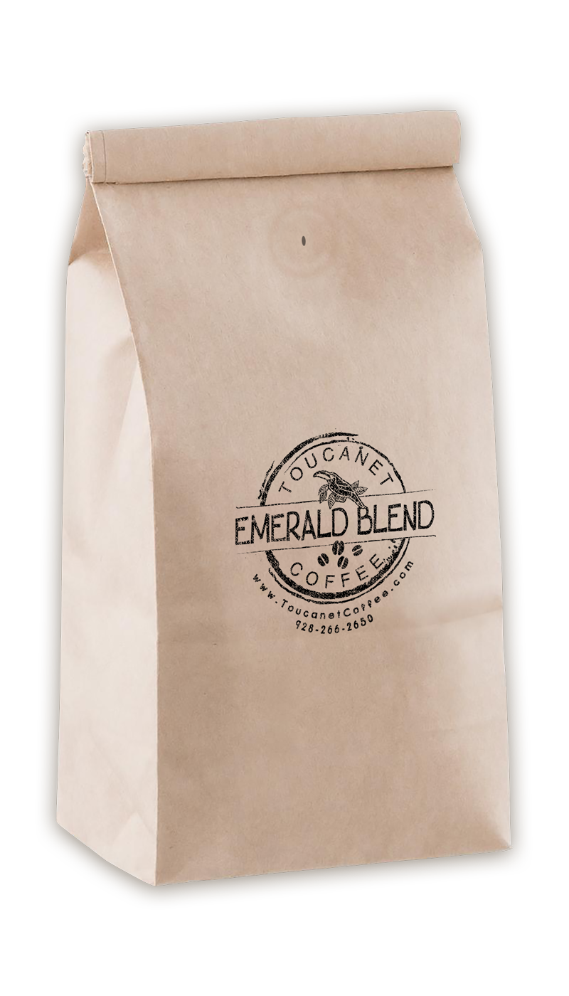 Emerald Blend - Coffee