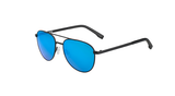 BOLLE EVEL MATTE BLACK HD POLARIZED OFFSHORE BLUE12536
