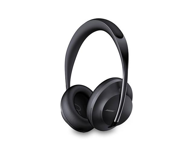 BOSE NOISE CANCELLING WL 700 HEADPHONES BLACK