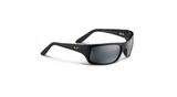 MAUI JIM PEAHI NEUTRAL GREY/GLOSS BLACK 202-02