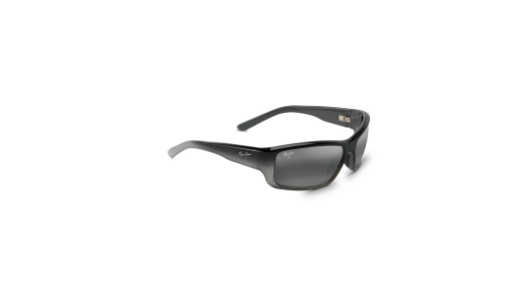 MAUI JIM BARRIER REEF BLACK/SILVER/GREY 792-14C