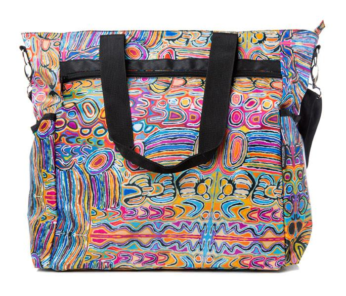 Alperstein Bag Travel large by Judy Watson
