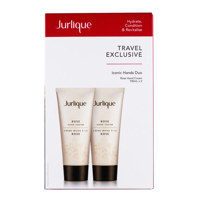 JURLIQUE ICONIC HANDS 100ML DUO